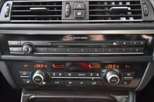 オーディオ・エアコンパネル、シートヒータースイッチ