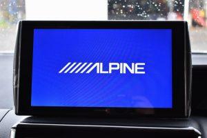 ALPINE11インチモニター