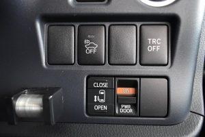 車輛接近通報、TRC、電動スライドドア