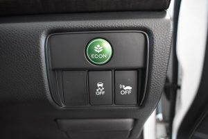 ECON、横滑り防止装置、車両接近通報装置