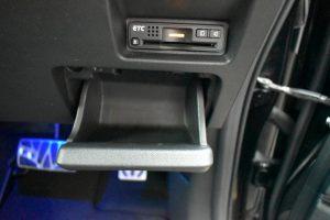ETC・運転席前収納