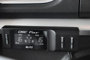BLITZ DSC(減衰力電動調整コントローラー)