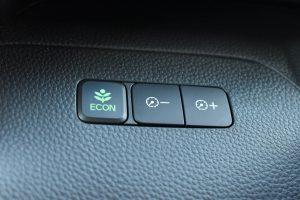 ECON、メーター照度調整スイッチ