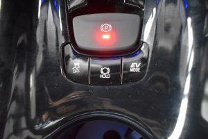 横滑り防止装置、EVMODEスイッチ