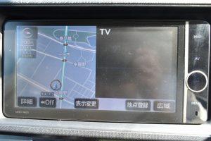 純正HDDナビ・TV