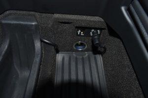 AUX・USBポート・シガーソケット