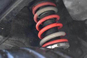 RS-R車高調