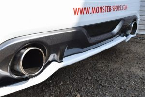 MONSTERSPORTマフラー