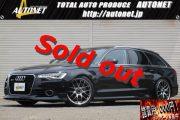 サンルーフ ABTエアロ・フェンダーダクト RAYS20インチAW KW車高調 GruppeMエアクリーナー RaceChip コムテックレーダー探知機 Audi exclusive