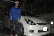 新潟県下越エリア  相馬さん  購入した車:ウィッシュ