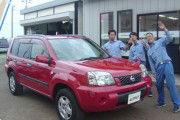 新潟県  多賀さん  購入した車:エクストレイル