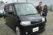 新潟県下越エリア  樋口さん  購入した車:タント