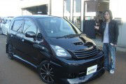 新潟県下越エリア  丸山さん  購入した車:MRワゴン