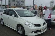 新潟県下越エリア  中川さん  購入した車:ティーダ
