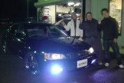 新潟県下越エリア  田中さん  購入した車:インスパイア