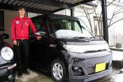 新潟県下越エリア  船村さん  購入した車:タント カスタム