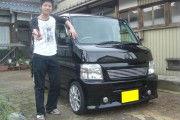 新潟県下越エリア  りょうたさん  購入した車:バモス