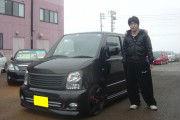新潟県下越エリア  けいたさん  購入した車:ワゴンR