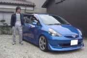 新潟県下越エリア  岩倉さん  購入した車:フィット