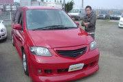 新潟県下越エリア  近藤さん  購入した車:MPV