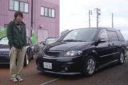 新潟県下越エリア  野村さん  購入した車:MPV