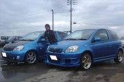 新潟県下越エリア  堤さん  購入した車:ヴィッツ ターボ