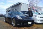 新潟県下越エリア  中山さん  購入した車:フェアレディZ