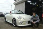 山形県  本間さん  購入した車:コペン
