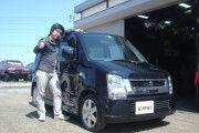 新潟県  小澤さん  購入した車:ワゴンR