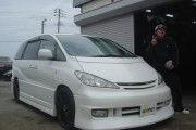 新潟県下越エリア  高橋さん  購入した車:30エスティマ