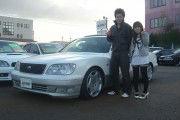 新潟県中越エリア  健太さん  購入した車:セルシオ