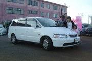 新潟県中越エリア  渡辺さん  購入した車:オデッセイ
