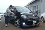 新潟県  見上さん  購入した車:ヴォクシー