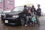 新潟県下越エリア  久住さん  購入した車:ステップW