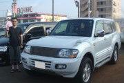 新潟県下越エリア  伊藤さん  購入した車:パジェロ