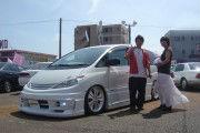 新潟県下越エリア  田村さん  購入した車:エスティマ