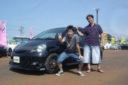 新潟県中越エリア  小黒さん  購入した車:フィット
