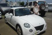 新潟県下越エリア  池田さん  購入した車:コペン
