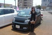 新潟県下越エリア  山田さん  購入した車:ムーヴ