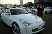 新潟県下越エリア  津川さん  購入した車:フェアレディZ