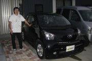 新潟県  品田さん  購入した車:iQ