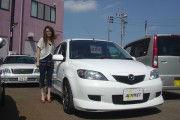 新潟県  菅原さん  購入した車:デミオ
