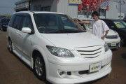 新潟県  田村さん  購入した車:MPV