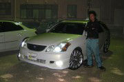 新潟県 佐藤さん 購入した車:マークⅡ ブリット