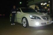 新潟県 丸山さん 購入した車:レジェンド
