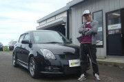 新潟県 小林さん 購入した車:スイフト