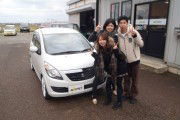 新潟県  齋藤さん 購入した車:セルボ