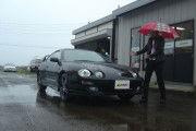 新潟県  福士さん  購入した車:セリカ