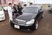 新潟県  坂口さん 購入した車:フーガ