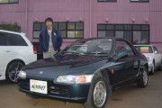 新潟県  佐藤さん 購入した車:ビート バージョンZ